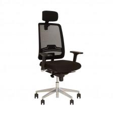 Крісло ABSOLUTE R HR NET BLACK ES AL70