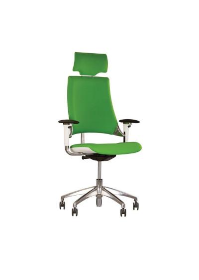 Крісло HIP HOP R HR White