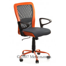 Крісло Leno Gray-Orange