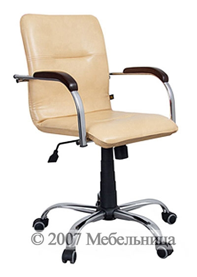 Крісло Samba GTP Wood Chrome