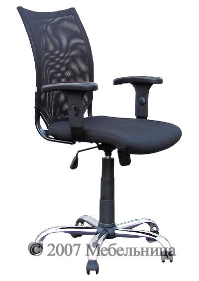 Крісло Невада 3213 хром