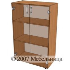 Шкаф БЮ417 700x347x1103мм