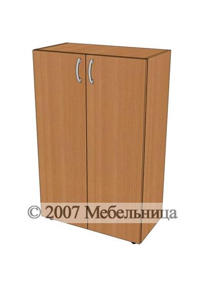 Шкаф БЮ405 700x347x1103мм
