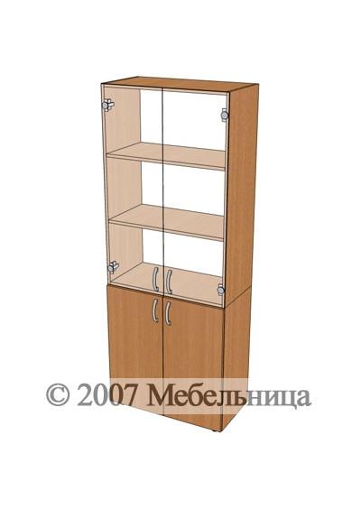 Шкаф БЮ407 700x347x1825мм