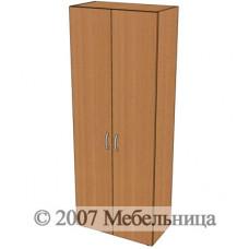 Шкаф гардеробний БЮ408 700x347x1825мм