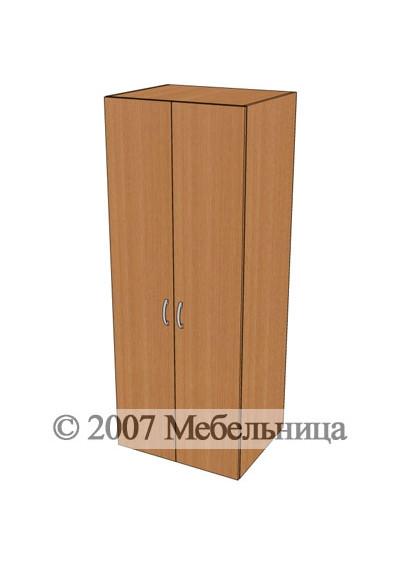 Шкаф гардеробний БЮ409 700x550x1825мм