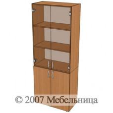 Шкаф БЮ418 700x347x1825мм