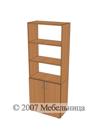 Шкаф БЮ419 700x347x1825мм