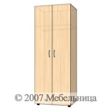 Шафа гардеробна Ш2 700х520х1900мм